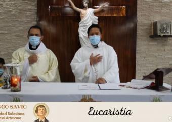 Domingo Savio, ejemplo de Santidad